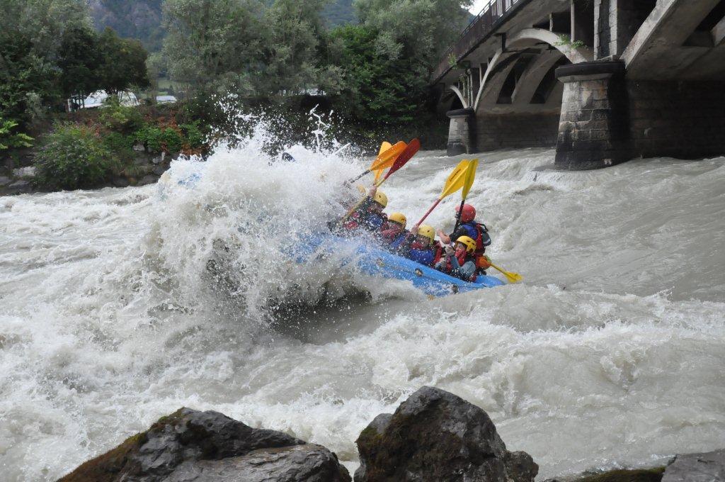 rafting arve 3