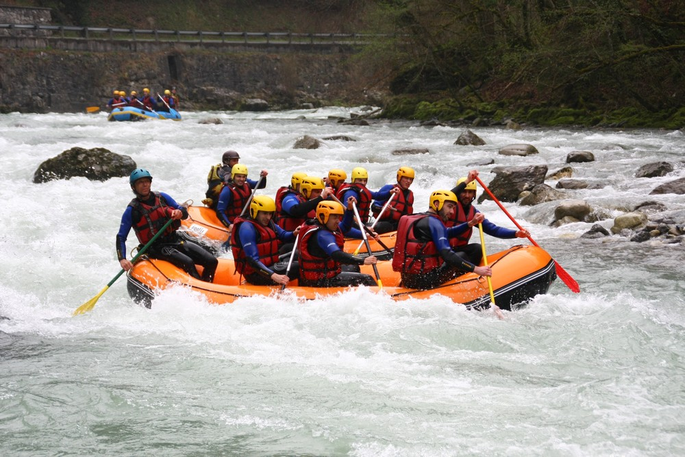 rafting dranse 1