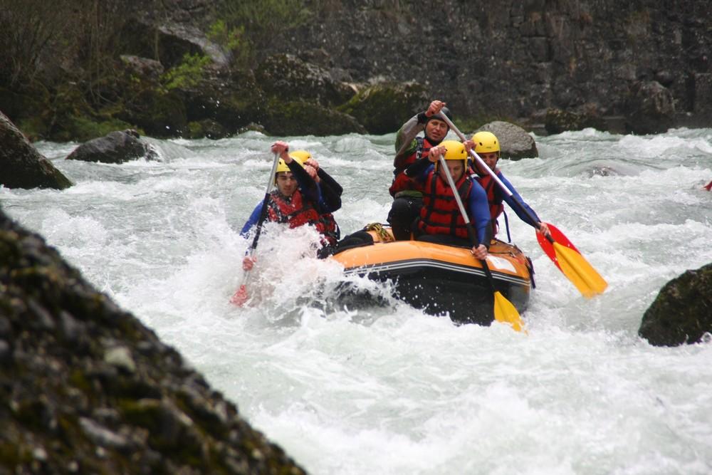 rafting dranse 2