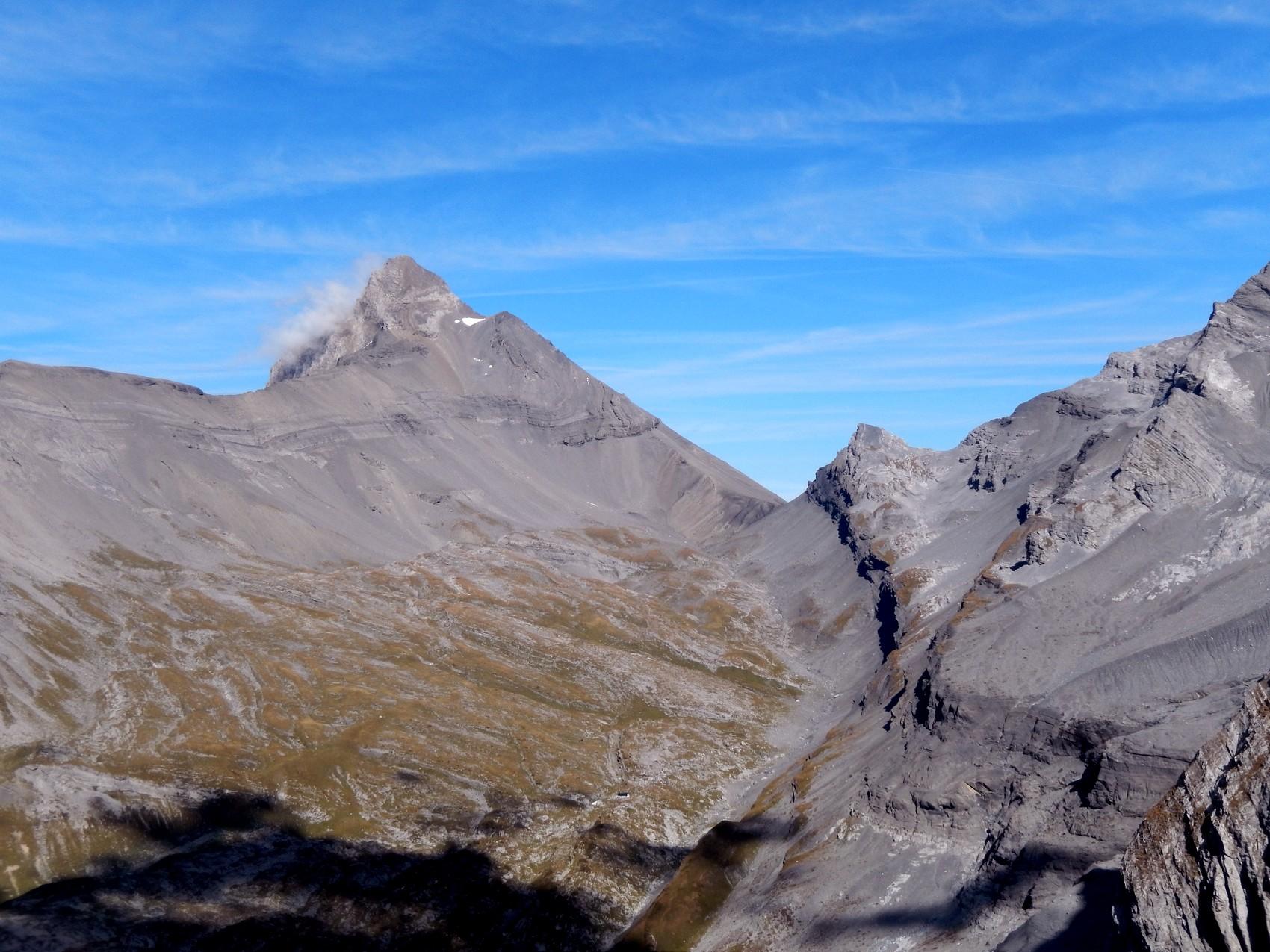 Col de Suzanfe haute cime