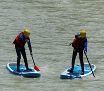 rafting, canoraft, airboat, hydrospeed, stand up paddle